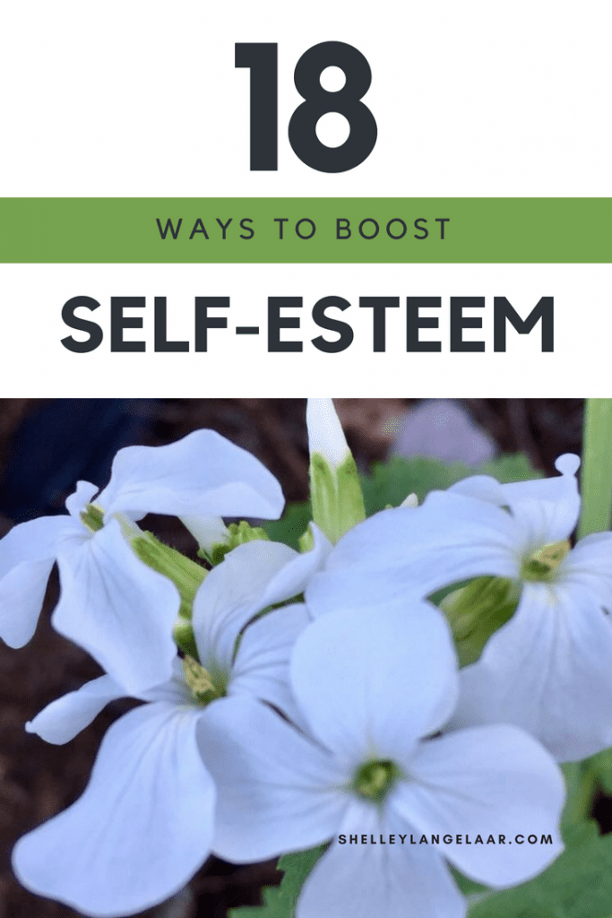 18 ways to build self esteem