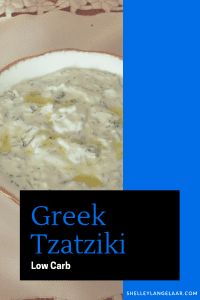 Easy authentic Greek tzatziki