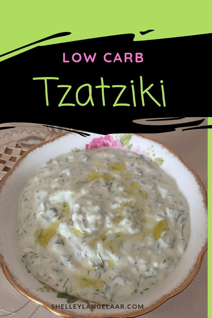 Healthier Recipes – Authentic Greek Tzatziki Dip