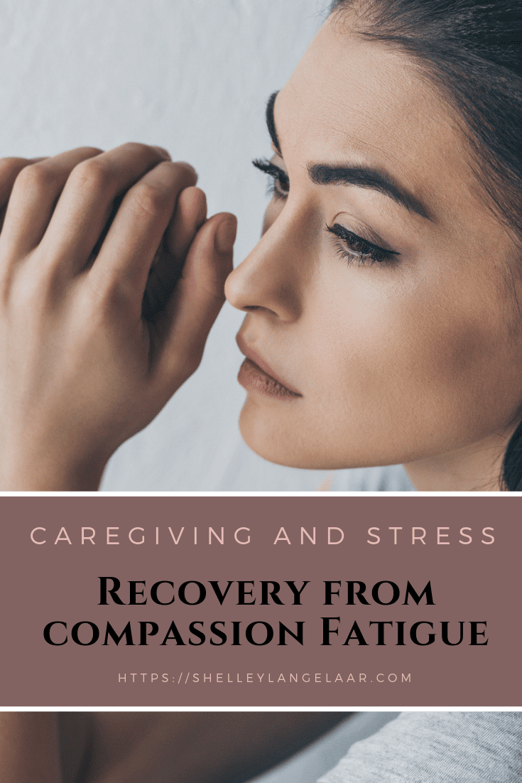Compassion fatigue and self care