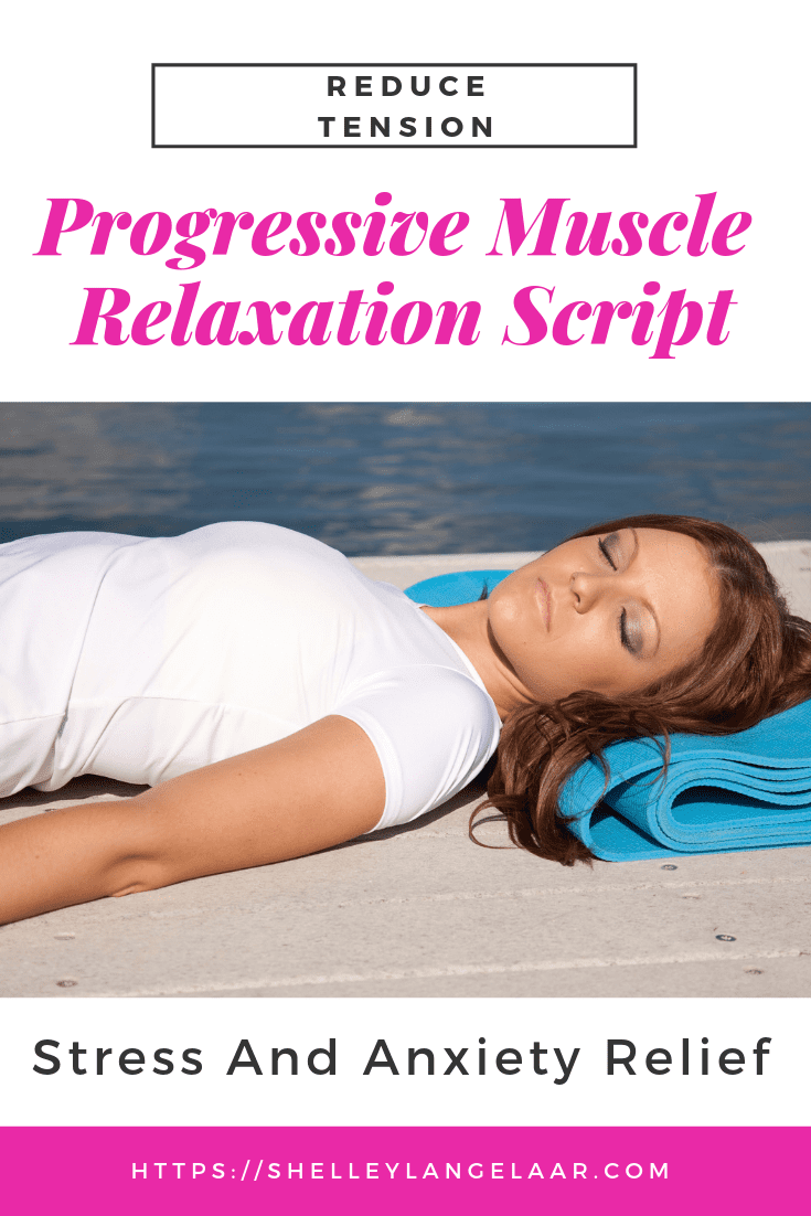 Muscle Relaxation Exercise to Combat Stress & Anxiety