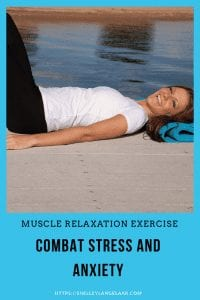 Progressive muscle relaxation exercise script