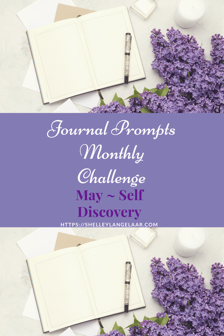 Monthly Journal Challenge ~ May Prompts