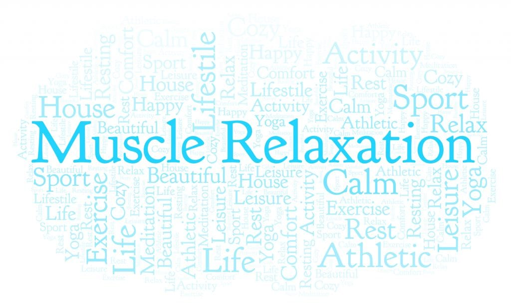 Muscle relaxation technique