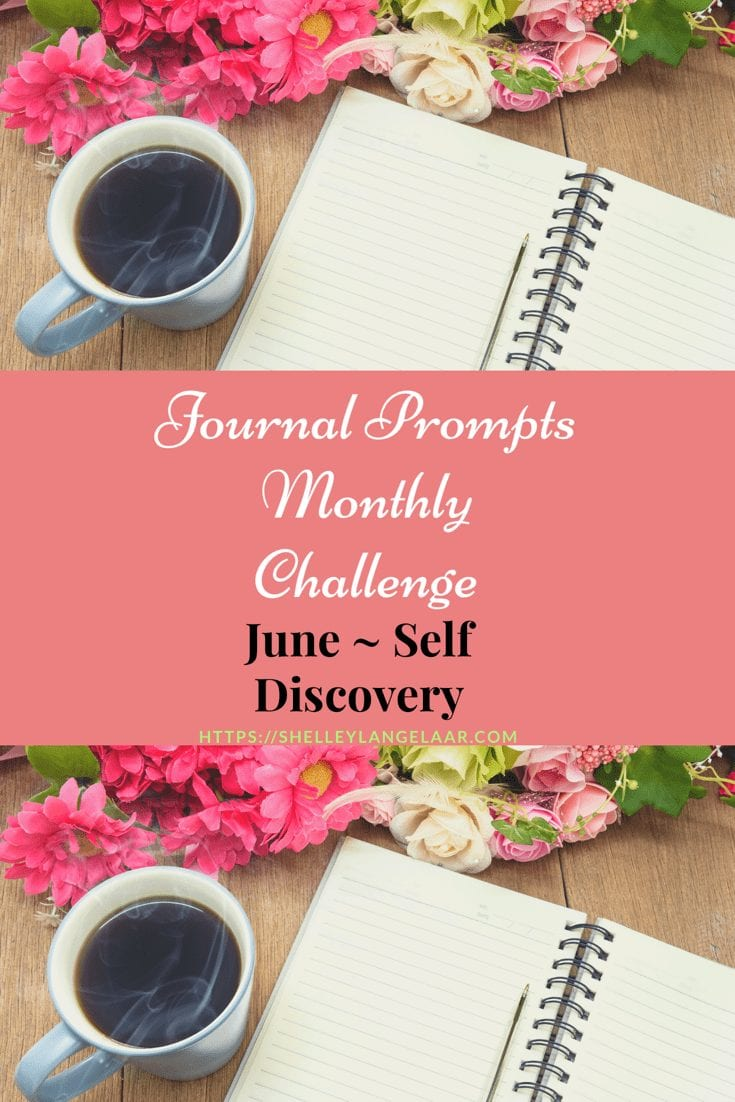 Monthly Journal Challenge ~ June Journal Prompts