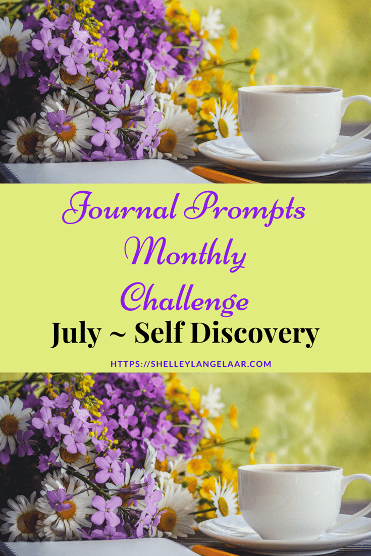 Monthly Journal Writing  – July Journal Prompts