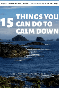 15 ways to calm down