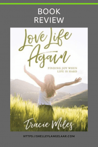 Book Review - Love Life Again by Tracie Miles