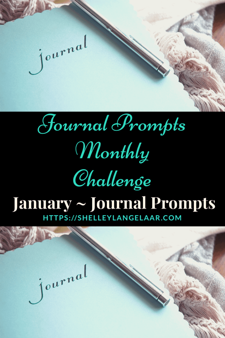January Journal Prompts challenge